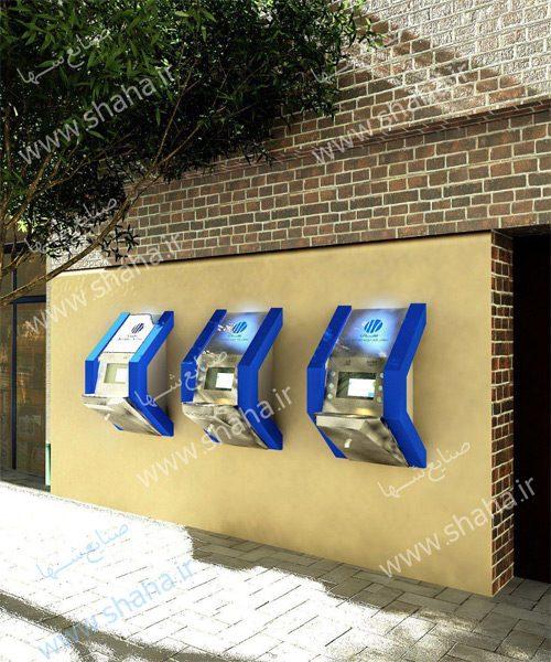 خودپرداز آب دستگاه فروش آب